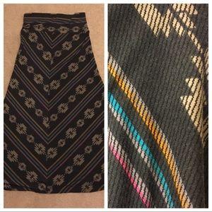 Mossimo EUC Maxi Dress Size Large